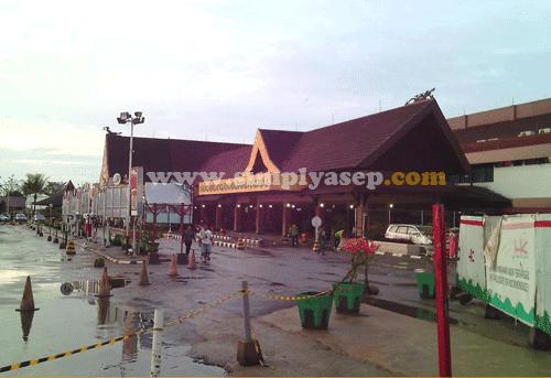 Bandara Udara Supado.  Foto Asep Haryono
