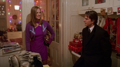 Bill accompanies a hooker to her cozy apartment, Directed by Stanley Kubrick