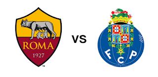 as-roma versus fc porto
