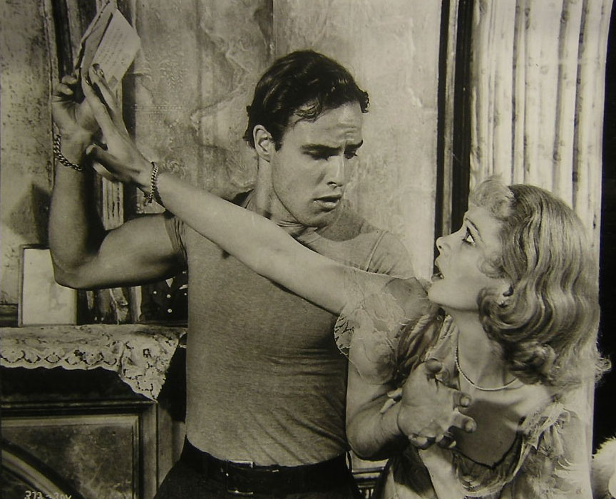 blanche dubois and stanley kowalski relationship