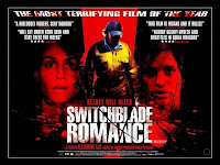 Image result for switchblade romance poster