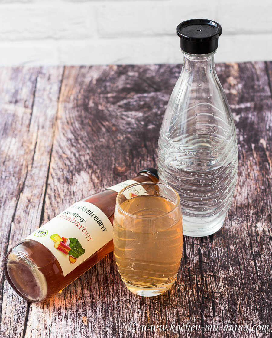 Sodastream Limonaden
