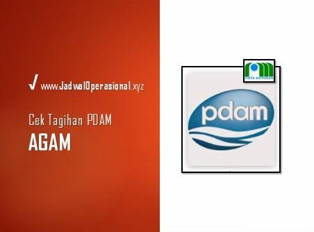 Cek Tagihan PDAM Agam