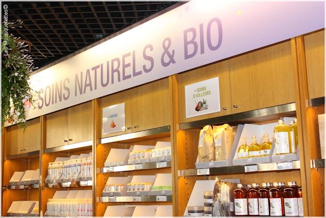 Boutique Aroma Zone Paris - Blog beauté Les Mousquetettes©