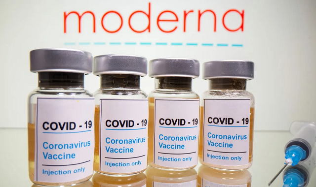 Moderna vaccine shows 94.5% effectiveness against Covid-19