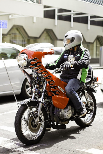 Bosozoku Dragon Bike