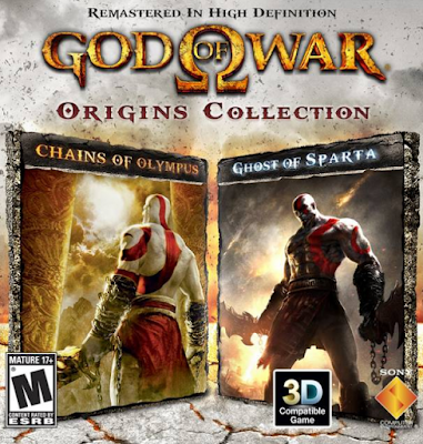 یاری بۆ پله‌ی سته‌یشن God Of War Origins Collection PS3 torrent