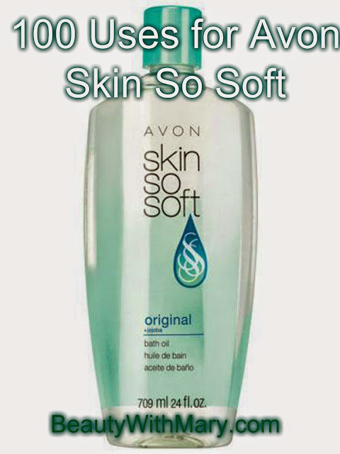 100 Uses for Skin So Soft