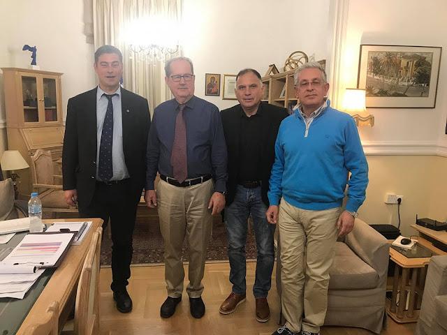 Χωρίς αποτέλεσμα η συνάντηση στην Τρίπολη με τον αντιπρόεδρο του ΕΛΓΑ για τις ζημιές από τον καύσωνα