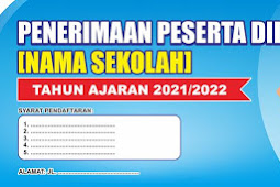 Template Banner PPDP Format CDR