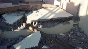 إصابة عامل إثر سقوط جدار عليه أثناء عمله بإيتاي البارود