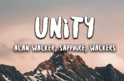 Berikut ini kami sajikan chord dasar kunci gitar Alan Walker ft. Walkers yang berjudul Unity. Jangan lupa untuk dukung terus artis / musisinya ya guys!.