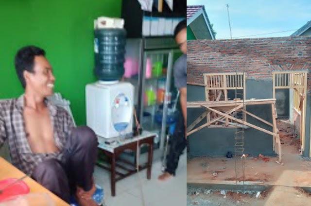 Pemdes Sawo Jajar Realisasikan Dana Desa Tahun 2020 Untuk Kegiatan Pembangunan Insfrastruktur