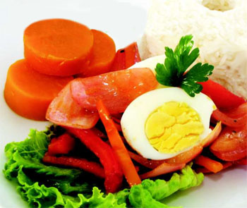 Escabeche de huevo