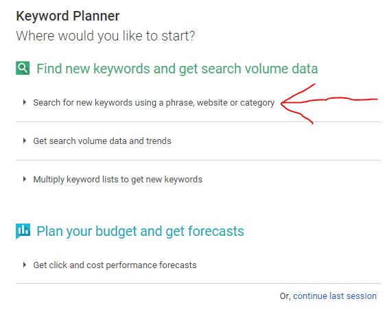 Keyword-suggestion-tools
