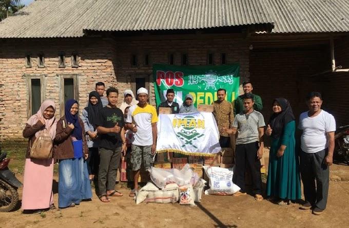 IMAN PKN STAN Kembali Salurkan Bantuan untuk Korban Tsunami