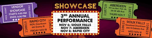 third annual performance showcase sioux falls aberdeen rapid city