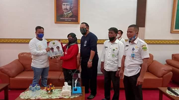 Program Fantrib Dilaksanakan di Kabupaten Lingga, M Nizar Apresiasi Pihak-Pihak Yang Terlibat