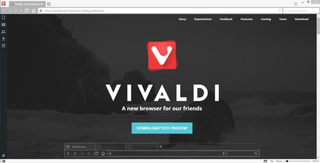 تعرف على مزايا متصفح Vivaldi الجديد التي تجعله يستحق التجربة