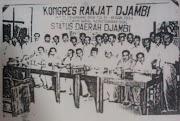 Kronik Sejarah Berdiri Provinsi Jambi