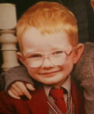Masa Kecil Ed Sheeran