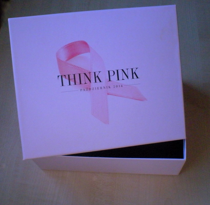 THINK PINK by Shiny Box