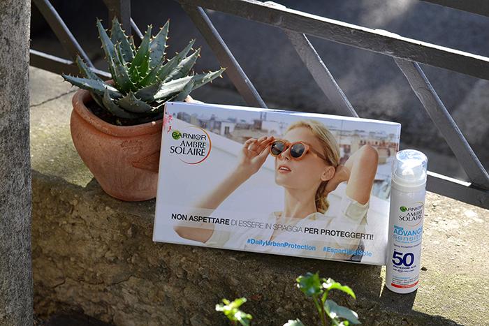 protezione solare tascabile