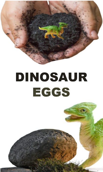 Wow kids of all ages and make magical hatching dinosaur eggs! #dinosaurcrafts #dinosaureggs #dinosaurexperimentsforkids #hatchingeggs #growingajeweledrose #activitiesforkids