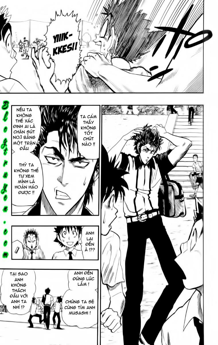 Eyeshield 21 chapter 55 trang 15