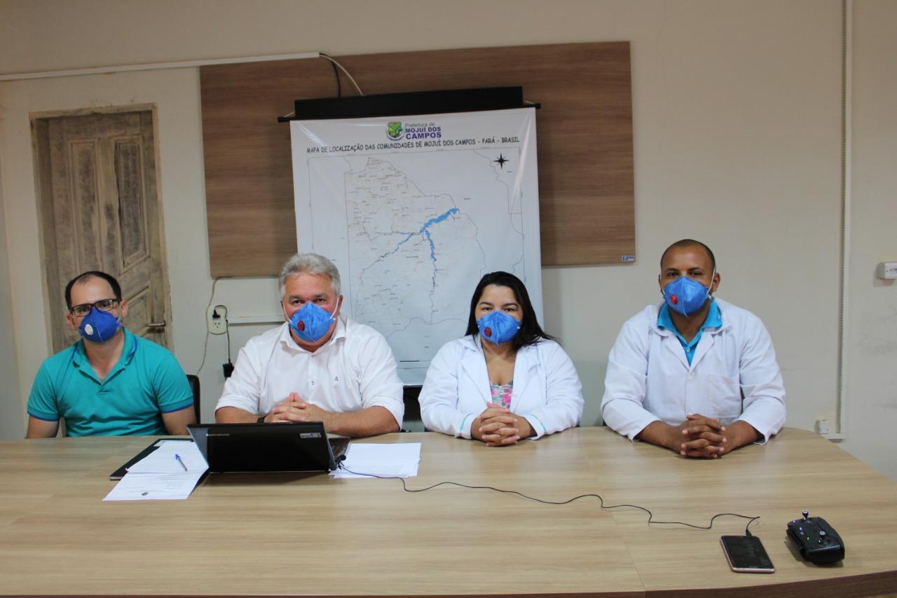 Homem de 44 anos é o 1º caso oficial de coronavírus em Mojuí dos Campos