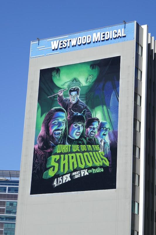 What We Do in Shadows season 2 billboard