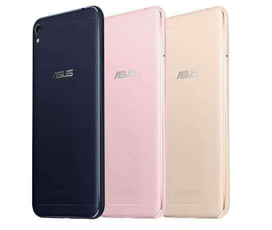 ASUS ZenFone Live Colors