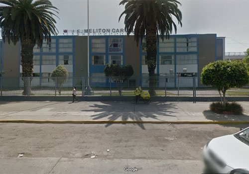 Colegio 1070 MELITÓN CARVAJAL - Lince