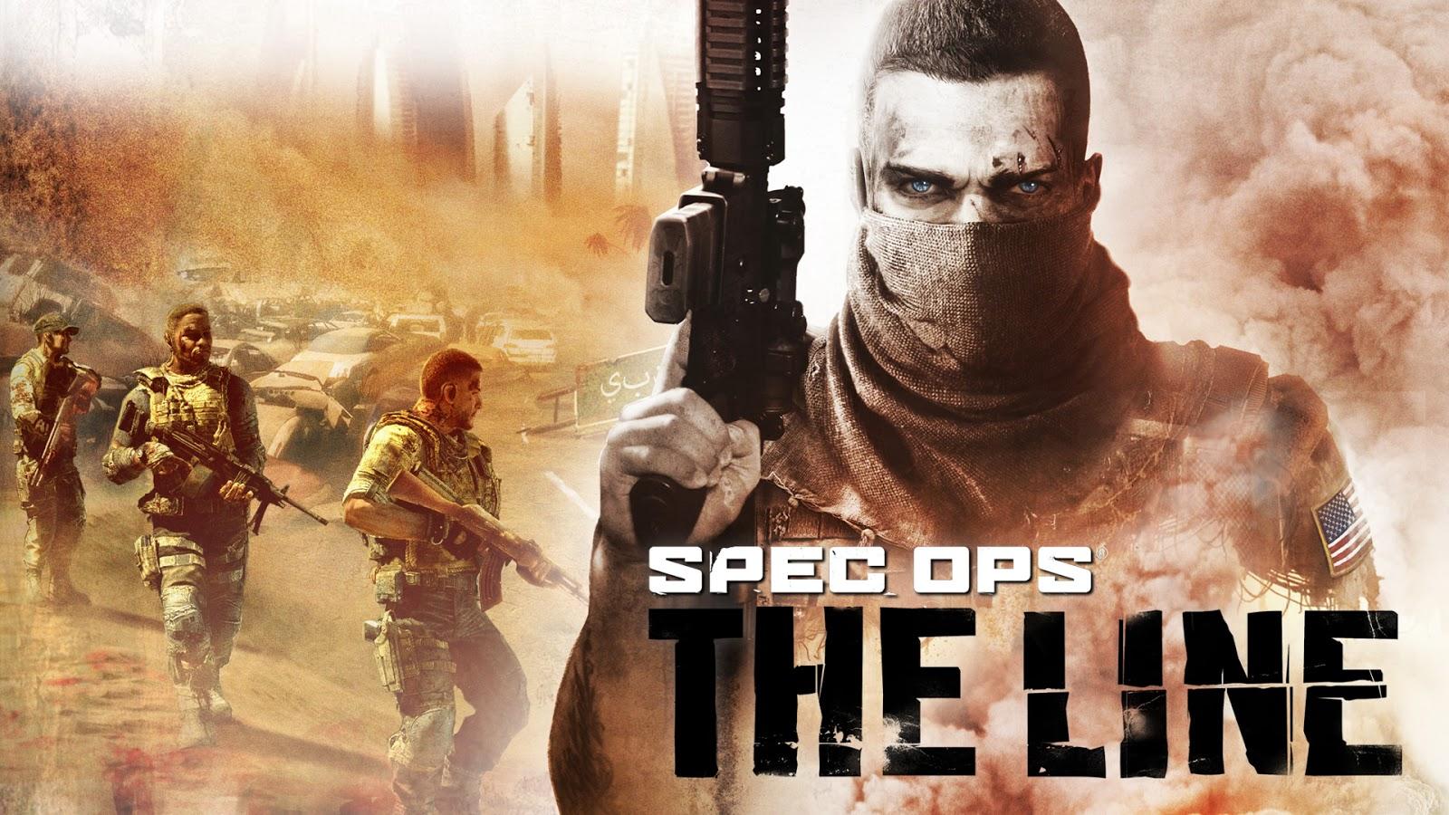 Specs Ops: The Line gratis en Steam