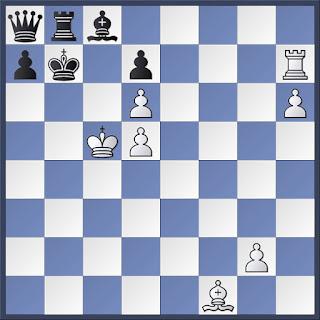 Problema de ajedrez retrógrado de José  A. López Parcerisa, Inédito (1976) – 2016 (7 + 5)