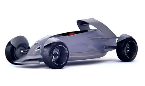 Toyota  MTRC  Concept Car