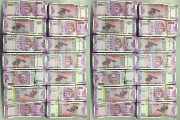 पुलिस और इनकम टैक्स ने एक साथ मारी रेड, व्यापारी 'अमूल्य दास' के यहाँ पकड़ लिए 2.2 करोड़ रुपये