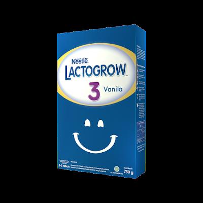 susu lactogrow 1-3 tahun