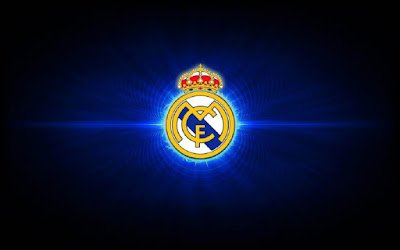 logo wallpaper real madrid