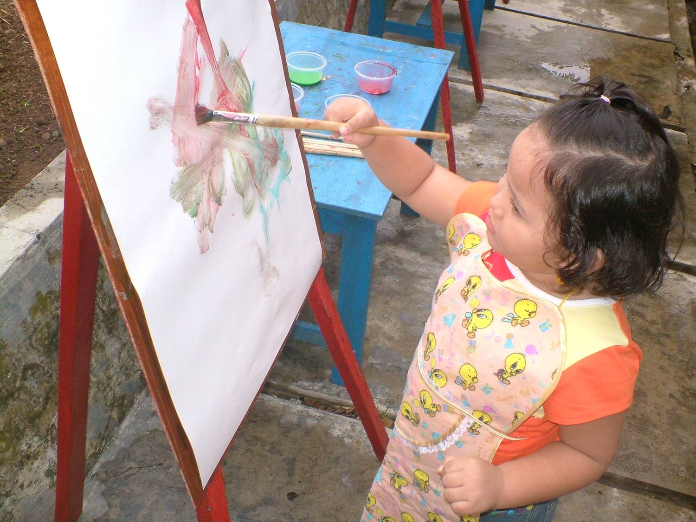 Inilah 10 Manfaat Menggambar Dan Mewarnai Untuk Anak Usia Dini