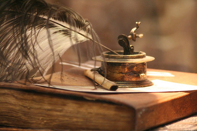 Leena's Blog :): Shakespeare Photo EssayQuill And Inkwell