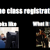 Part:College Life - Lesson 1. Registering for a Class