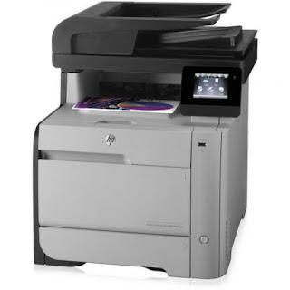 Download Printer Driver HP Laserjet M476DN