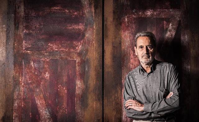 Rojo fue uno de los artistas más importantes del abstraccionismo en México, adscrito a la Generación de la Ruptura. Foto INBAL