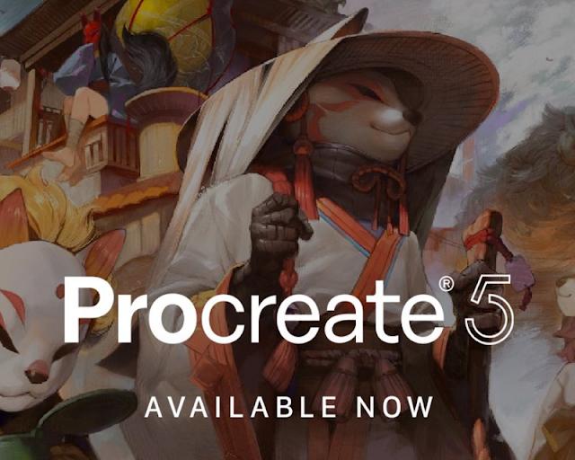 Procreate 5.0