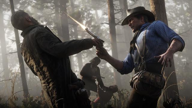 إليكم أهم خمسة عناصر ركز عليها العرض الجديد للعبة Red Dead Redemption 2، إليكم التفاصيل ..