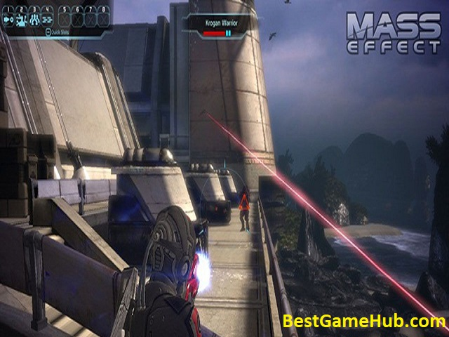 Mass Effect Ultimate Edition High Compressed Game Free Download