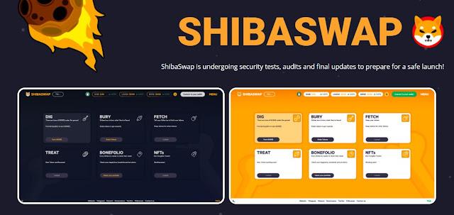 ShibaSwap Release Date