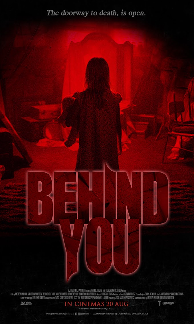Review Filem Behind You