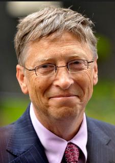 9 Tips Bill Gates Menjadi Sukses & Berkah